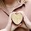 Thumbnail: Kaars hart van goud