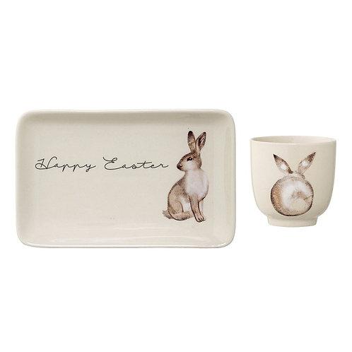 Happy Easter - set