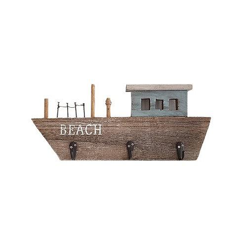 Kapstok boot 'beach'