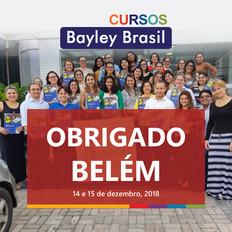 Curso Bayley III - Profª Daniela Carim