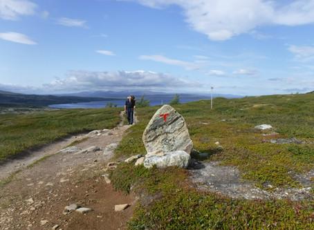 Hiking in Norway - Sylan