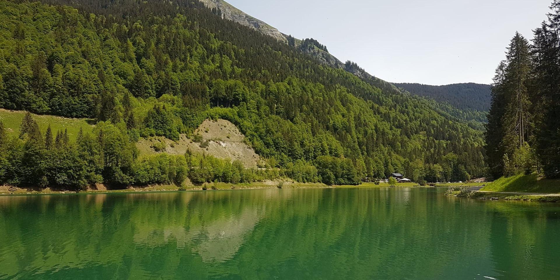 Lake Montriond