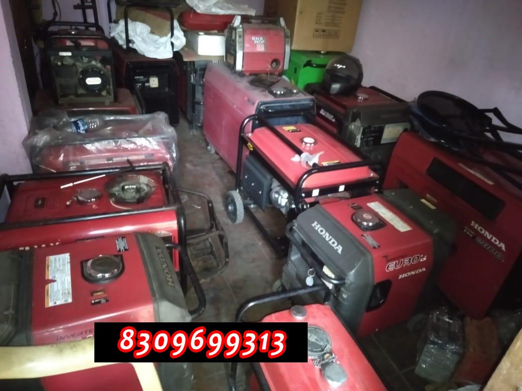 Portable Petrol Generator at Best Price in India