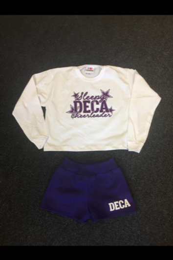 DECA Pyjamas - Long sleeve top