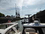 Bray Cruiser Club at West India Docks, London
