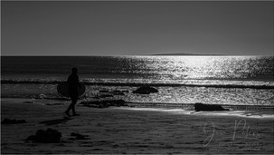 NI_Evening Surfer