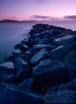 Lyme Regis Breakwater