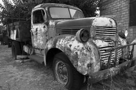 Kefalonia_Old Truck