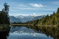 Mt Cook Reflection