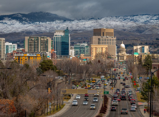 Why The Pluck Is Boise Turning Socialist?
