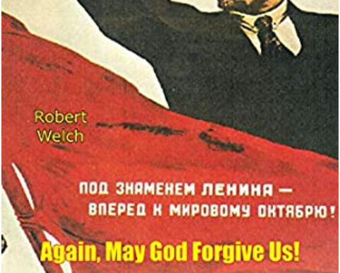 Again, May God Forgive US: America's betrayal of China