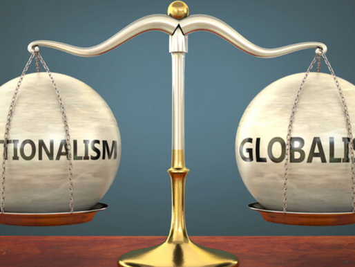 Statism, Nationalism and Globalism