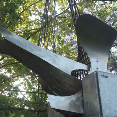Monumento a la mecanización del campo