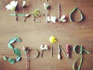 The First Day of Spring!