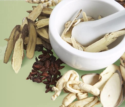 Chinese Herbal Medicine Crows Nest