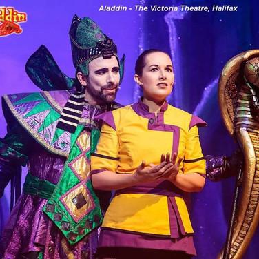 Abanazar & Aladdin