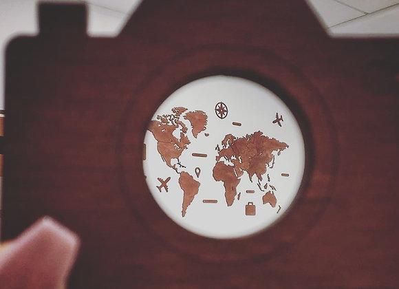 Mapa Mundial Classic Mini