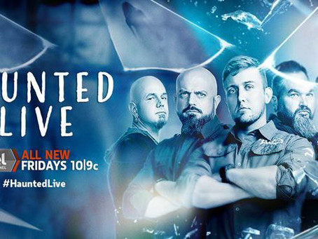 The Travel Channel Hosts Haunted Live!