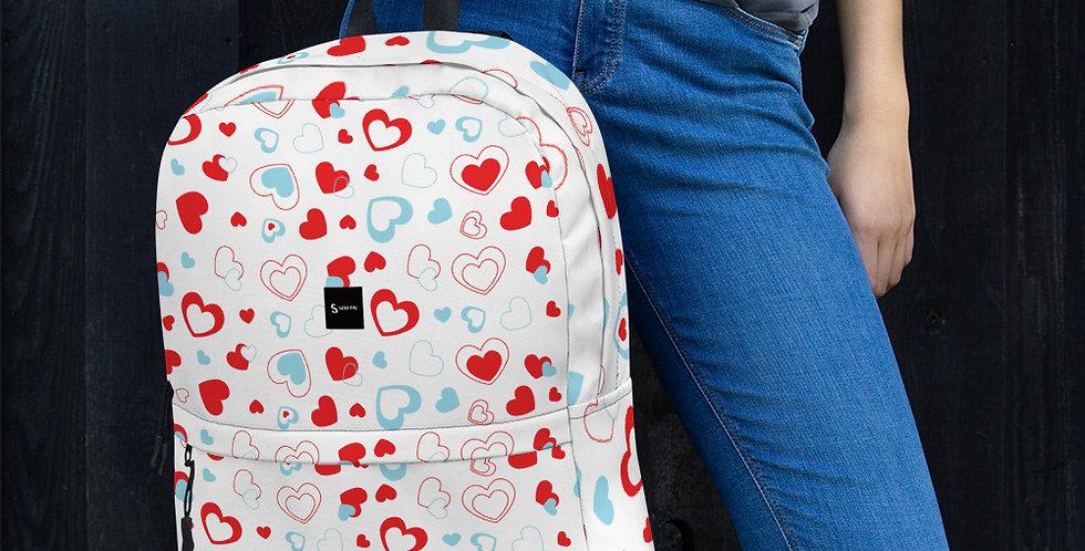 Valentine Loves Backpack