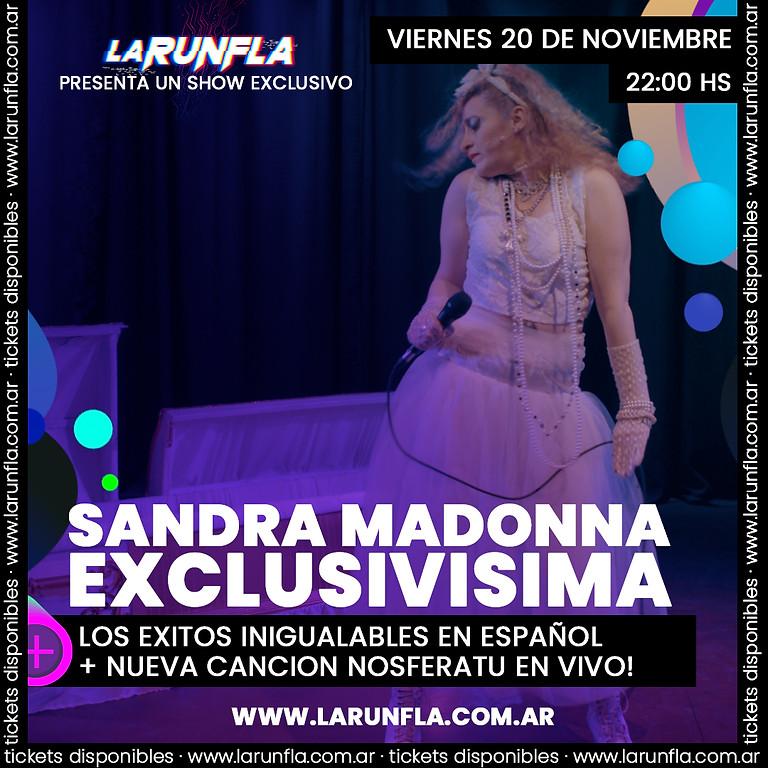 Sandra Madonna Show