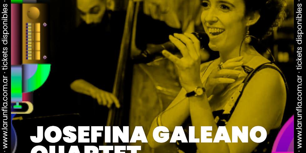 Josefina Galeano Quartet