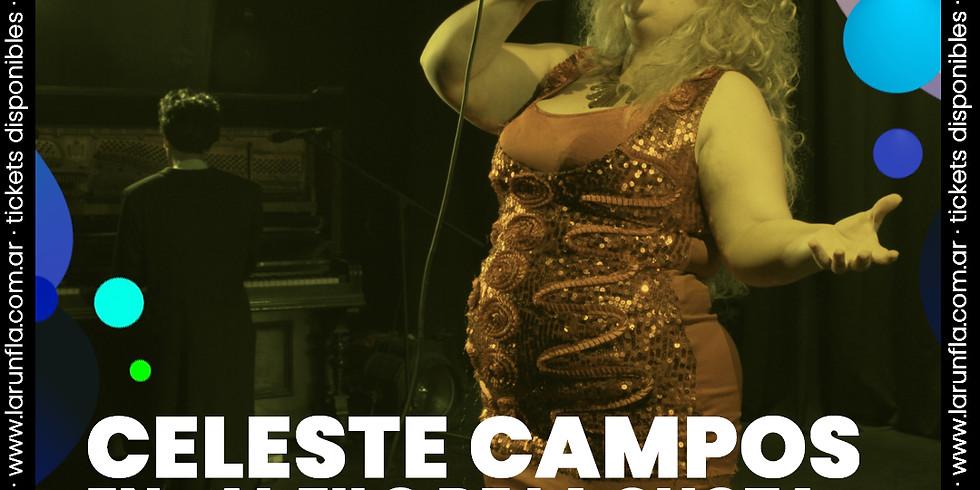 """Celeste Campos en """" Al Filo de La Chota"""""""