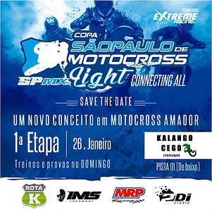 Copa SP Light Motocross