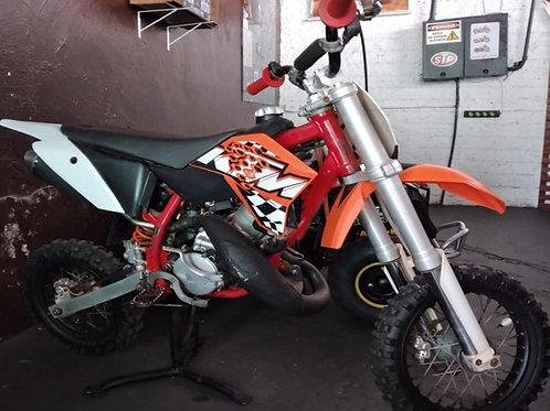 KTM 50cc 2011 contato whatsapp19 9 9753-0893