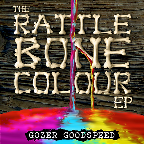 Gozer Goodspeed The Rattlebone Colour cover