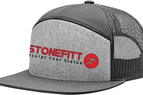 7 Panel Trucker Hat