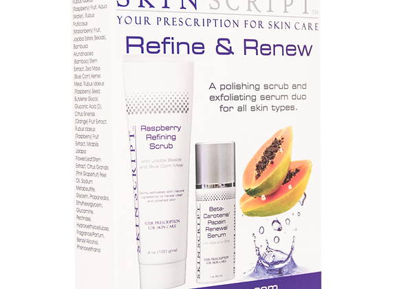 Refine and Renew Duo