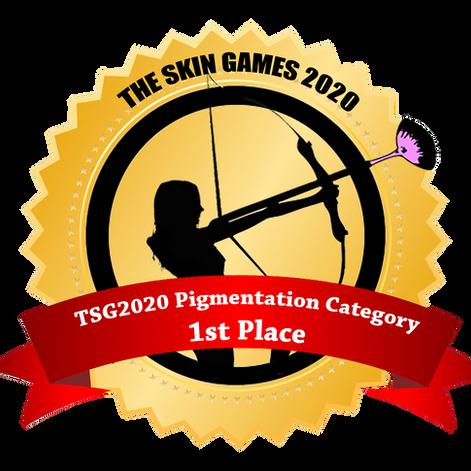 Faith Yanez 1st Place in Pigmentation