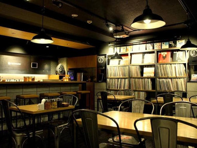 Spincoaster Music Bar
