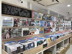 HMV record shop Shinjuku ALTA