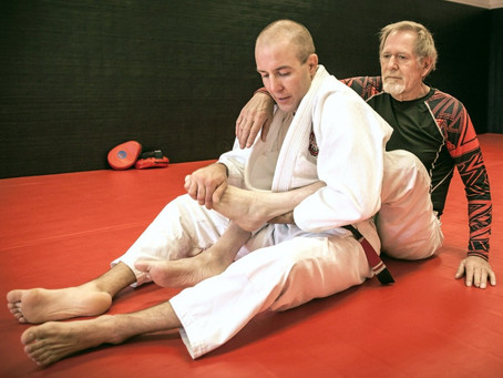 Is Jiu-Jitsu Dangerous?