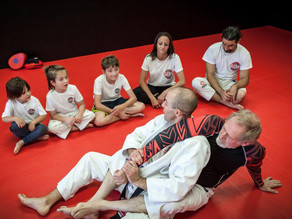 Kids Jiu Jitsu Benefits