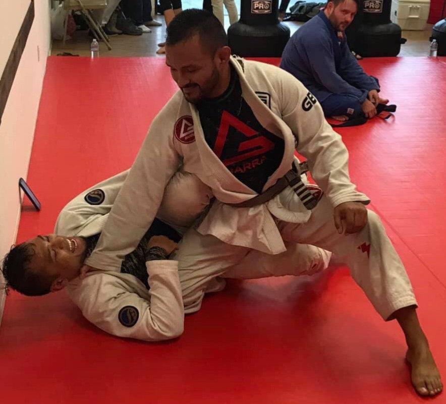 Competition Jiu-Jitsu w/Coach Carlos