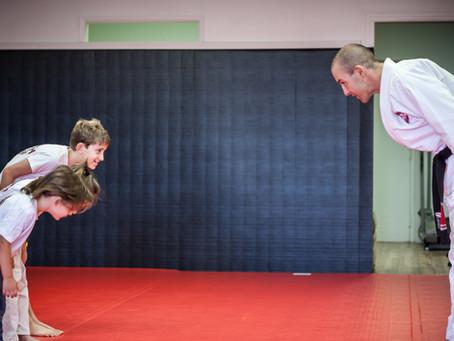 Kids Jiu Jitsu in Santa Clarita