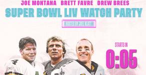 Singular at the Super Bowl: Fox Sports Super Bowl LIV Watch Party