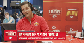 Chiefs use Singular in Live Stream from NFL Draft Combine