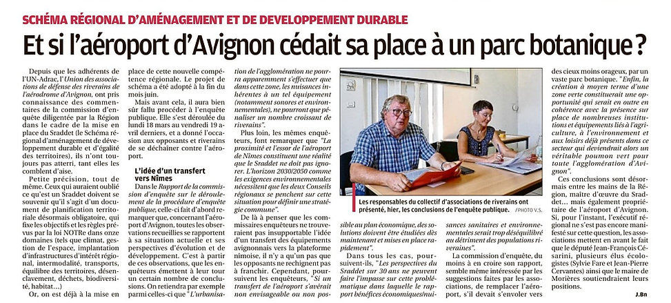 CONF2RENCE DE PRESSE Un-ADRAC 3 juillet