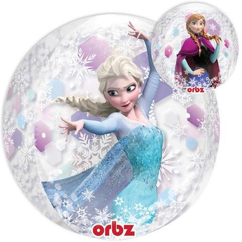 """22"""" Clear Frozen Orbz"""