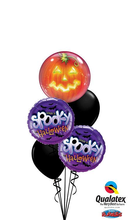 Spooky Pumpkin Bouquet