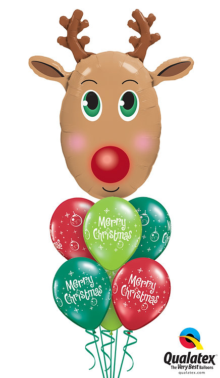 Rudolf the Red Nose Reindeer Bouquet