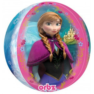 Large Orbz Frozen Balloon