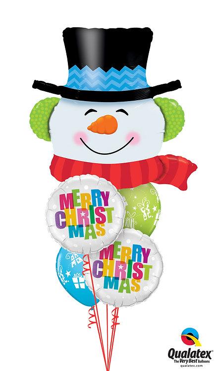 Snowman Season Greeting