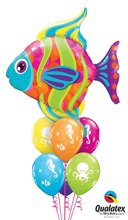 Tropical Fish Bouquet!