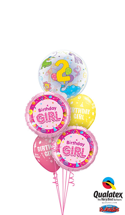 #1-3 Birthday Bubble with Numbers!