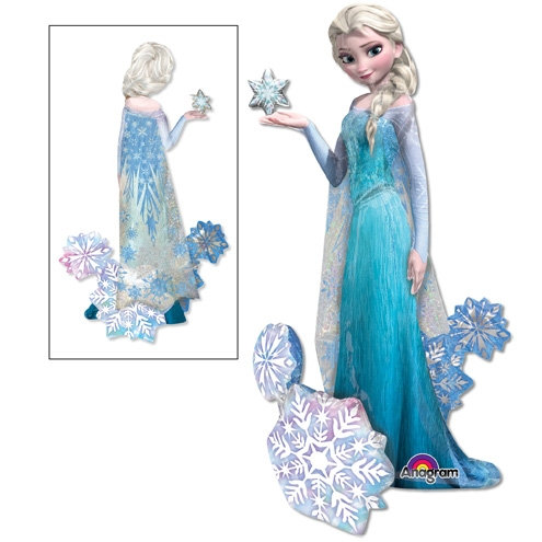 Giant Life Size Stand-up Elsa