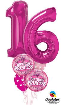 Sweet 16 Princess Party!